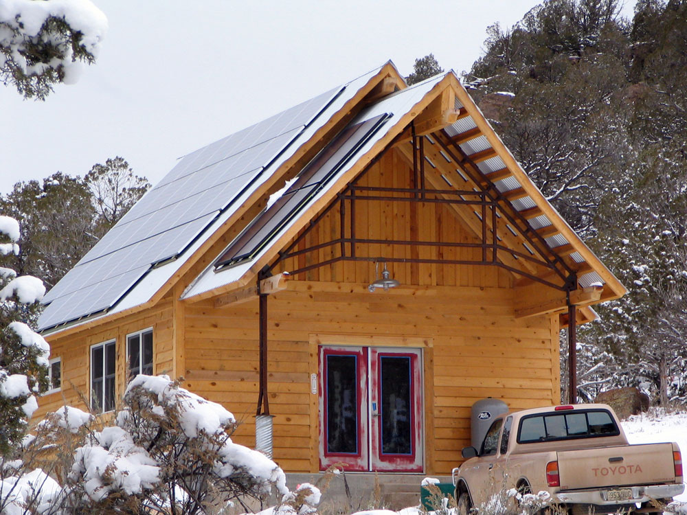 Natural Sustainable Environmental Architect In Durango