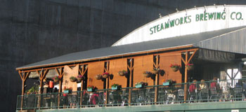 Commercial addition/remodel, Steamworks